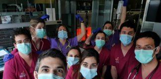 Selfi Veterinarios vetsi
