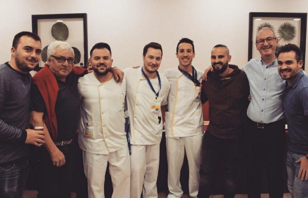 Grupo celadores Madrid