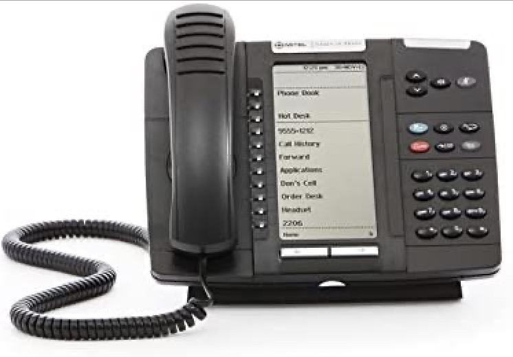 Telefonía fija terminales