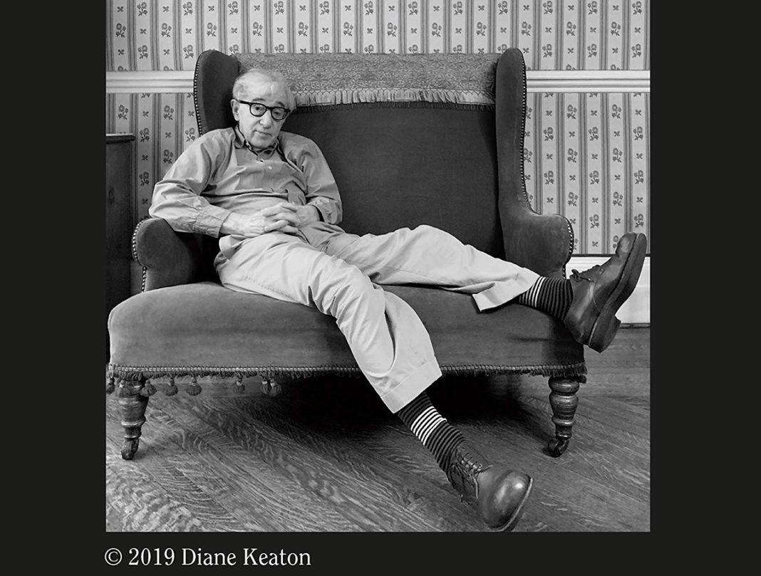 Woody-Allen por Diane Keaton 2019