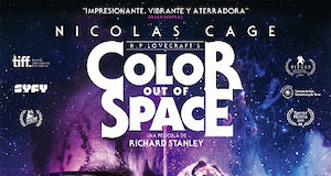 Colour out of space cartel
