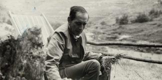 Miguel Delibes en Sedano Burgos