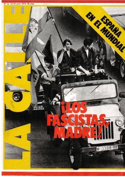 LA CALLE portada 1978 06 13