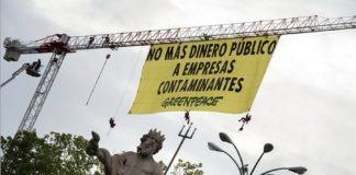 Greenpeace Neptuno empresas contaminantes