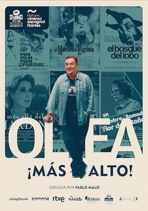 Olea... más alto cartel