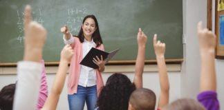 enseñanza educación aulas profesores alumnos