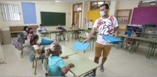 profesores refuerzo covid