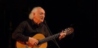 Amancio Prada canta a Gustavo Adolfo Bécquer en Sevilla 12DIC2020