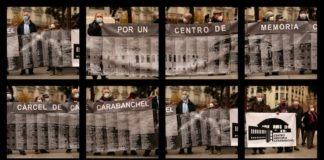 Carabanchel centro memoria cárcel fotos