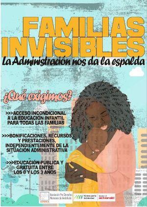 Familias invisibles cartel