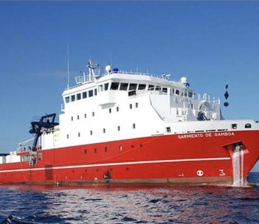 Buque oceanográfico Sarmiento de Gamboa