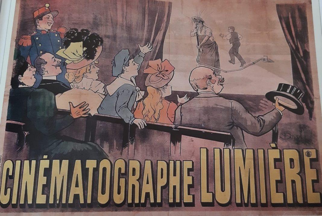 Cinématographe hermanos Lumiére