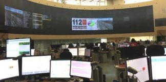 Emergencias 112, sala de operaciones, Madrid