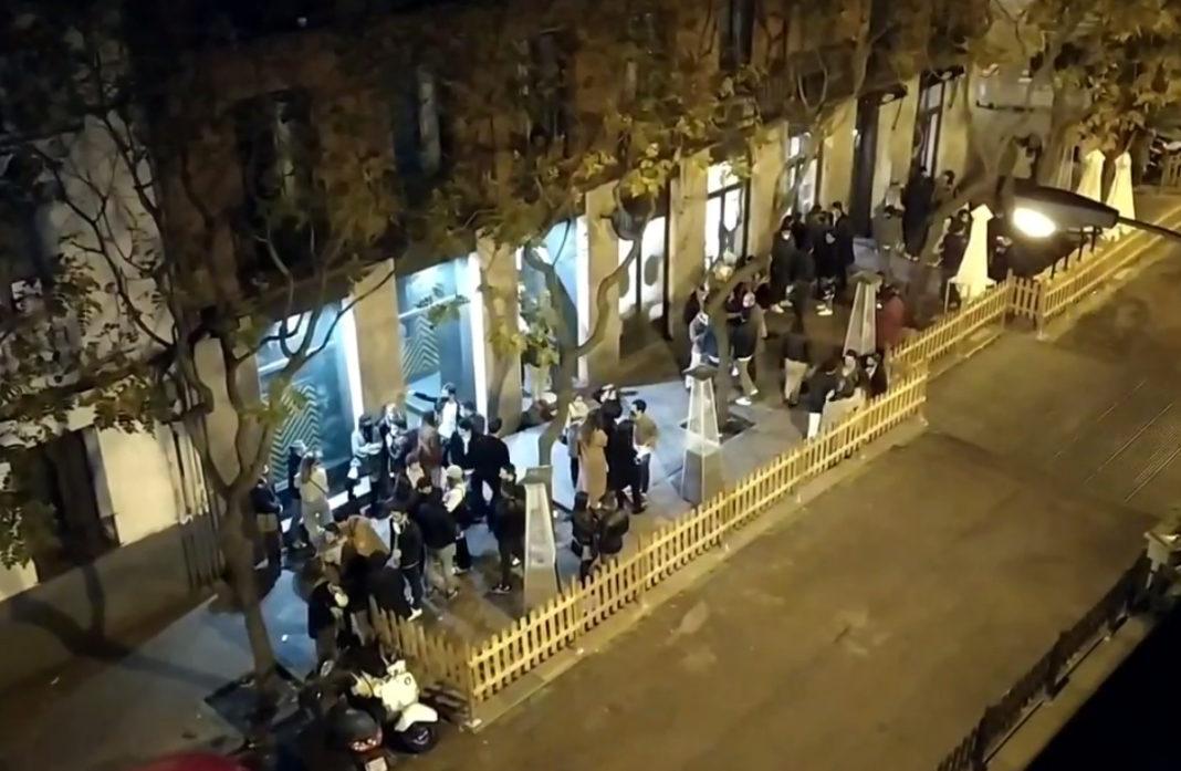 Madrid terraza en Ponzano
