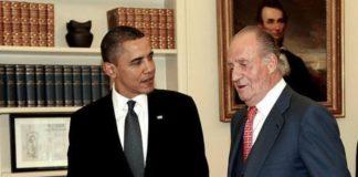 Obama recibe a Juan Carlos
