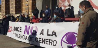 UGT Madrid contra la violencia genero, 4ENE2021