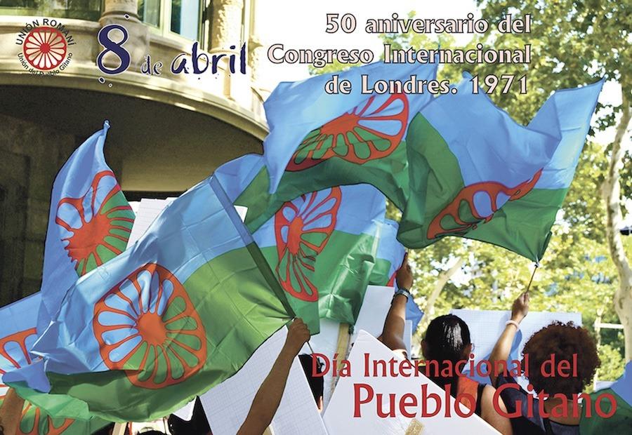 Día Internacional del Pueblo Gitano 2021