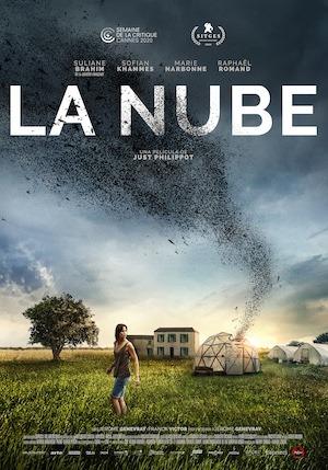 La nube poster