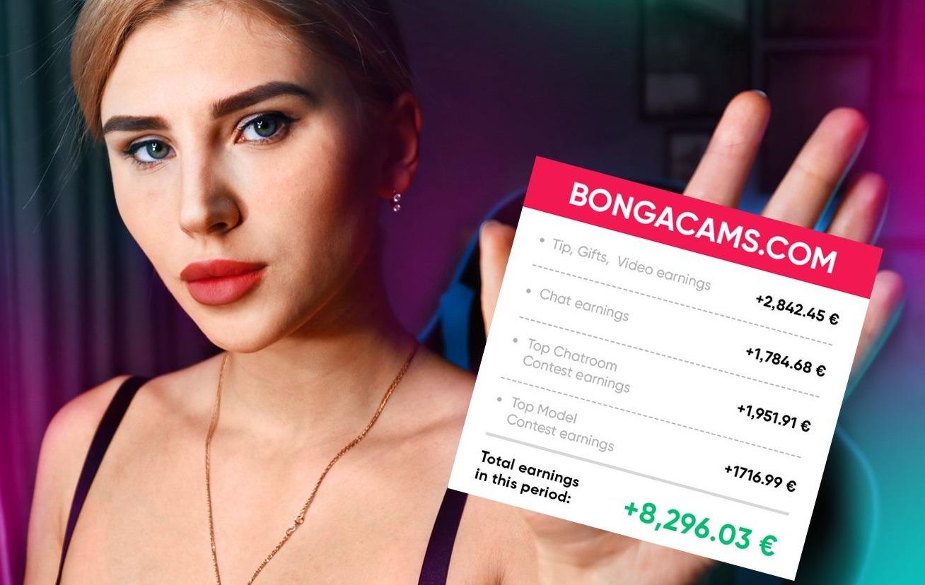 Bongacams webcam ingresos