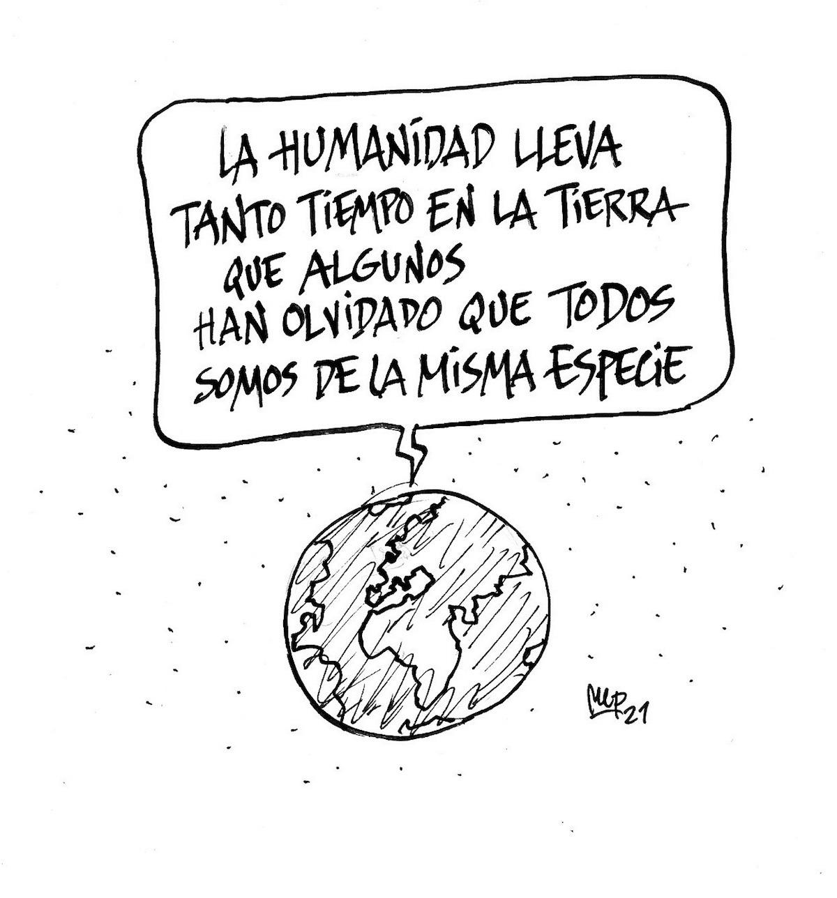 Miguel Porres sobre los seres vivos